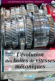 L'évolution des Boîtes de Vitesses mécaniques (2ème édition)