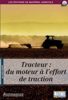 Tracteur : du moteur à l'effort de traction